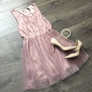 H&M divided tulle dress ~ Size 10
